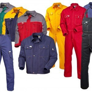 широкий выбор рабочей одежды