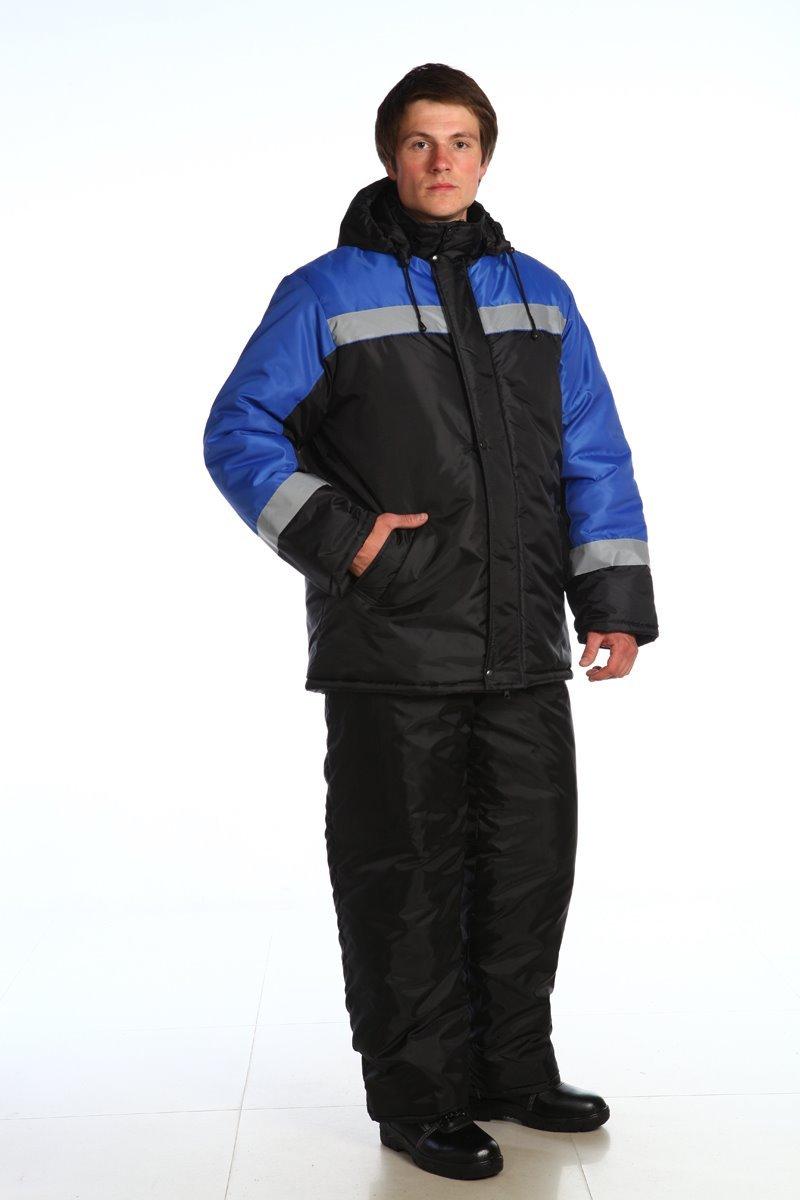 Куртка Гастарбайтер зимняя
